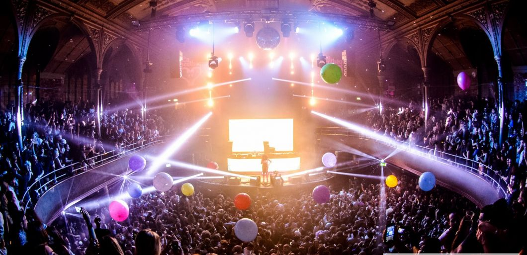 La Discotheque unveils 1st birthday line up
