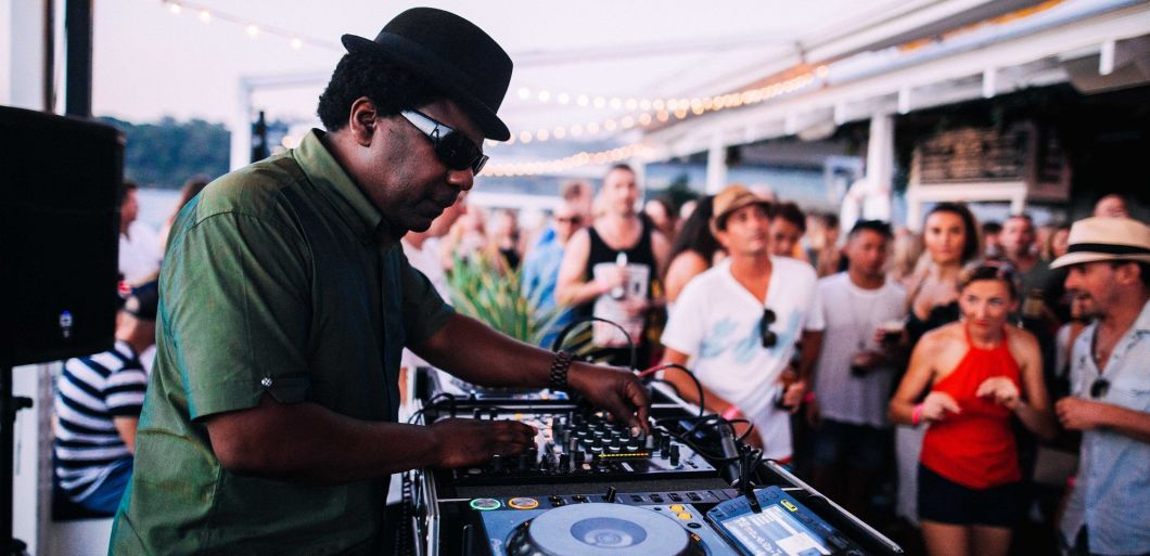 Norman Jay MBE brings his Good Times Soundsytem to London NYE bash