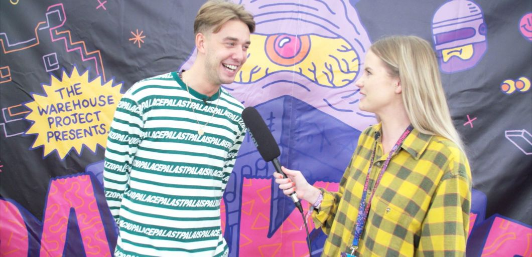 Watch interviews from Parklife 2017