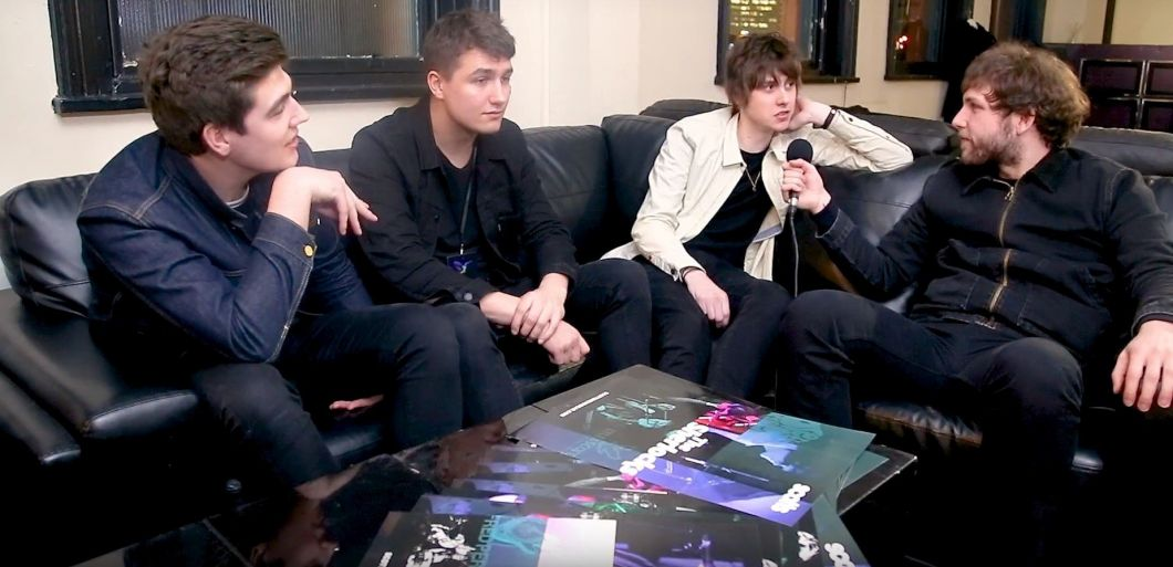 Watch The Sherlocks interview on Skiddle's YouTube