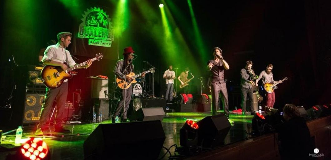 Watch The Dualers Ruby Lounge Manchester performance