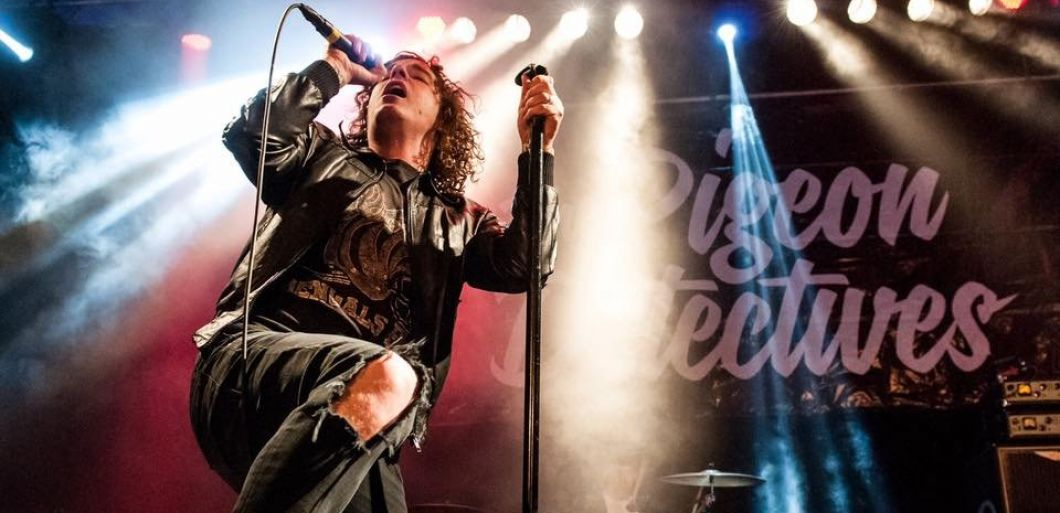 The Pigeon Detectives Preston gig unveiled