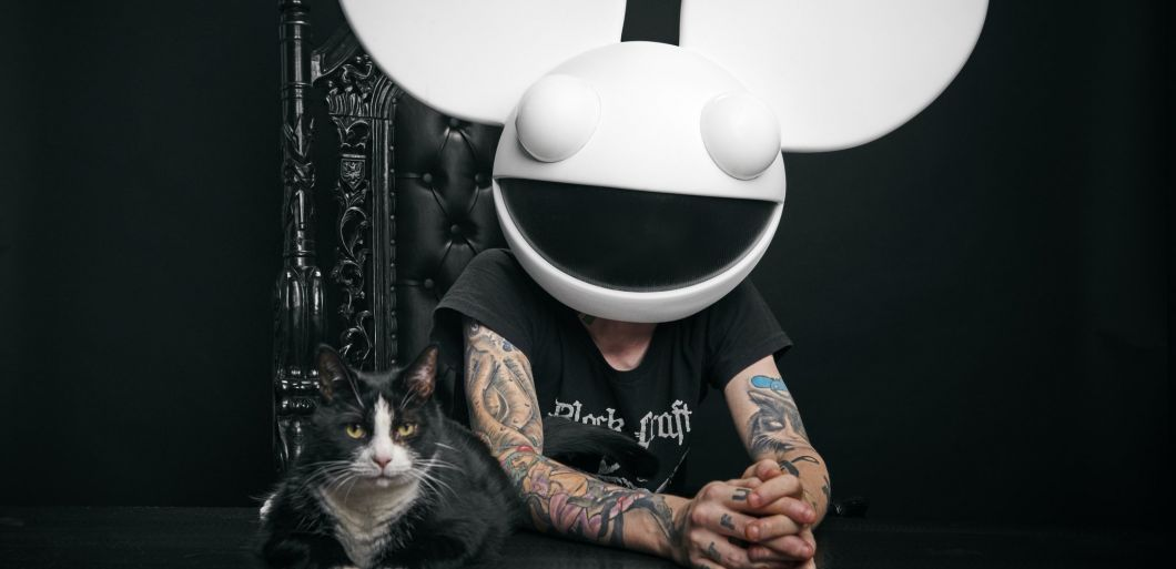 deadmau5 added to Creamfields line up