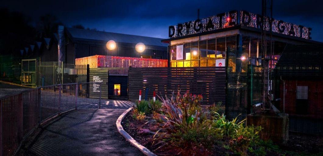 DSR Soundsystem takes over Drygate for Hogmanay