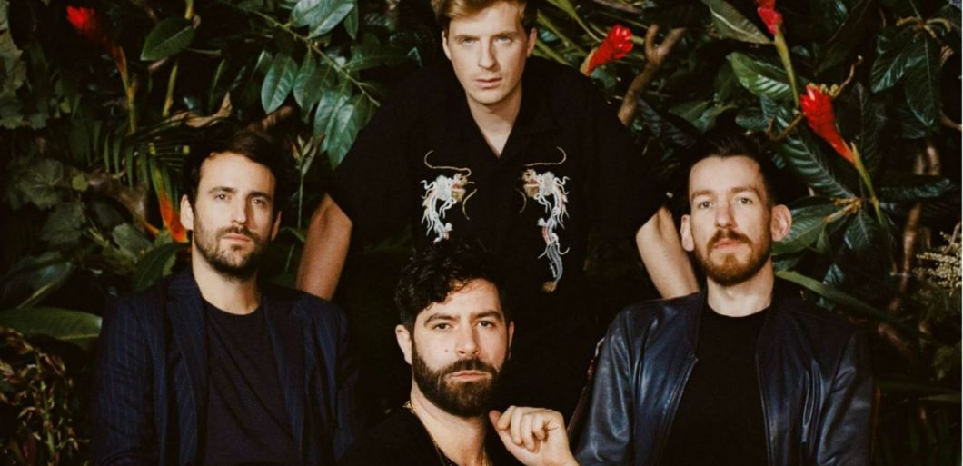 Foals unveil details of not one, but two 2019 album releases