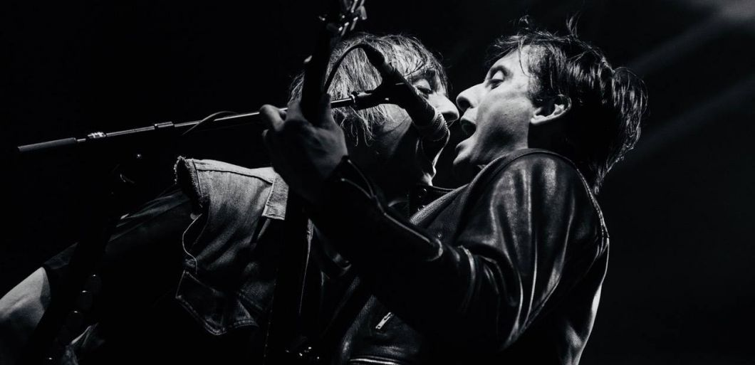 'Hey Manchester, F*ck the Tories!' - The Libertines, live review