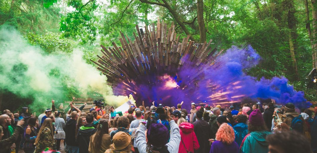 How to run the UK's most eco-friendly music festival