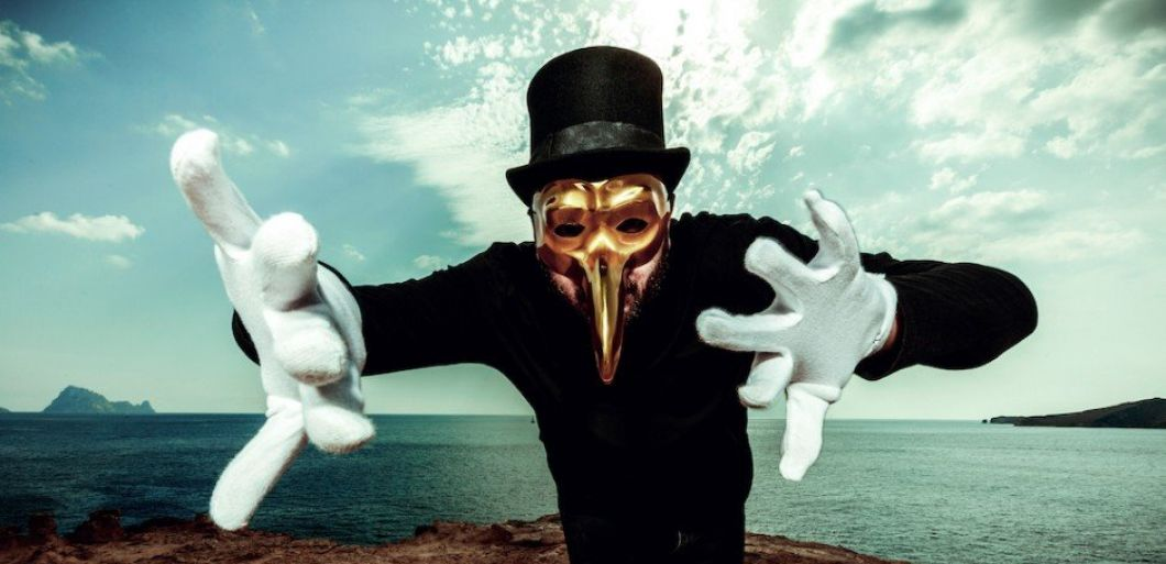 "Claptone interview: ""Self-isolation is proving to be very productive"""