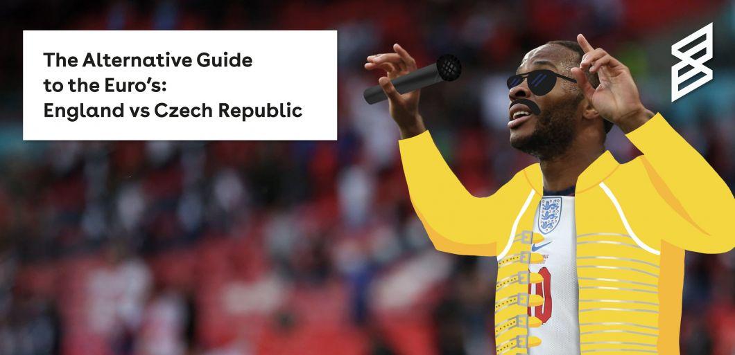 The Alternative Guide To... The Euros: England v Czech Republic