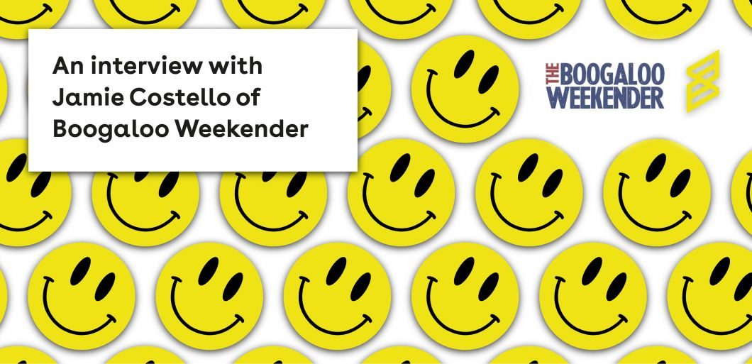 An interview with Jamie Costello of Boogaloo Weekender